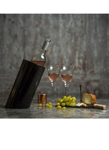 Mat For Home Mermer Nero Şaraplık Açılı Kesim Renkli